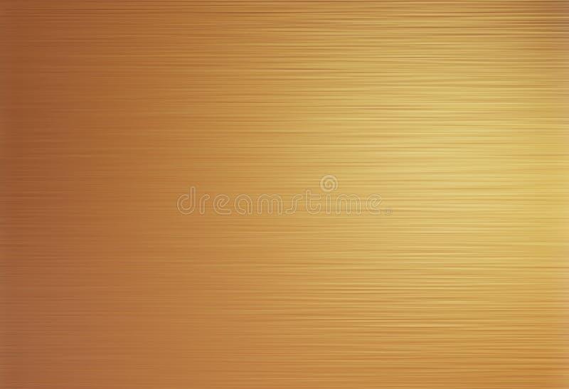 текстура металла золота предпосылки бесплатная иллюстрация