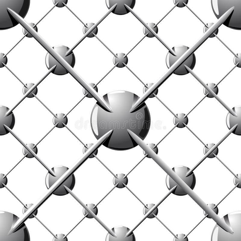 текстура металла предпосылки стоковое изображение