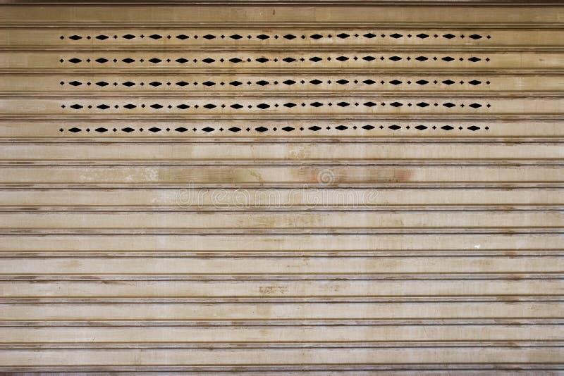 текстура металла строба стоковое фото rf
