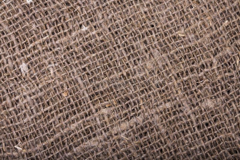 Текстура мешковины стоковая фотография