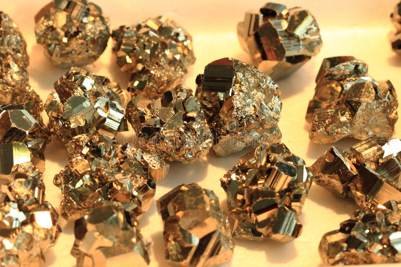 текстура минерала пирита стоковое фото rf