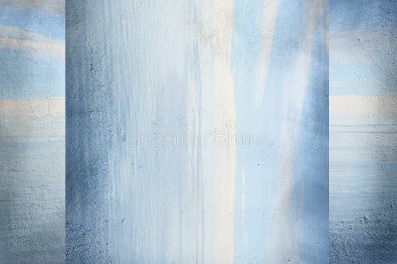 текстура моря grunge предпосылки стоковое изображение rf