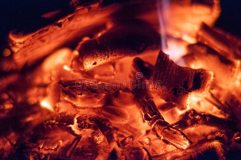 Текстура на угле стоковая фотография rf