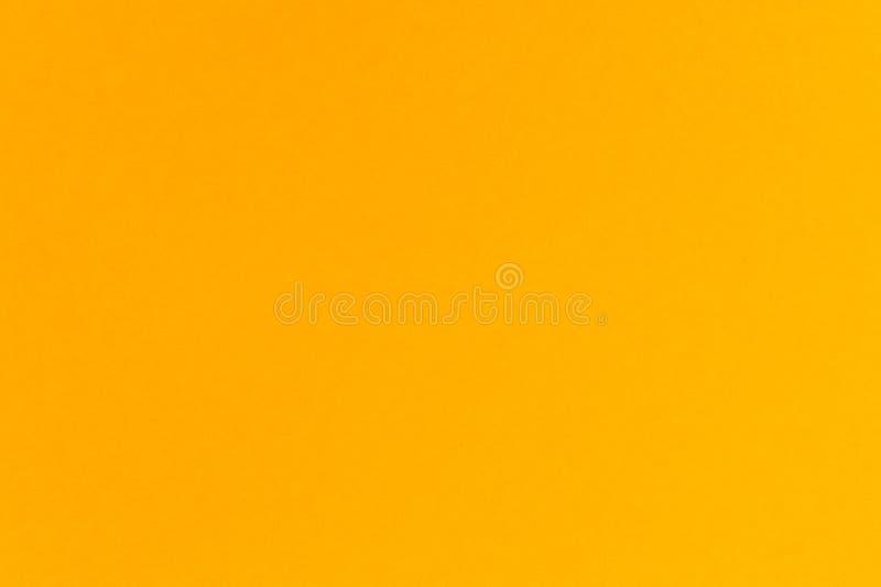 Текстура оранжевого листа бумаги картона Праздничная яркая винтажная предпосылка стоковая фотография rf