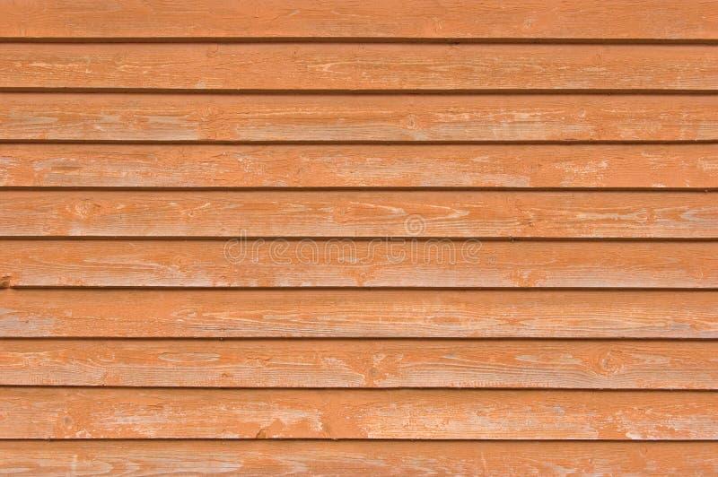 Текстура доски естественных старых деревянных планок загородки деревянная близкая, перекрывая светлая рыжеватокоричневая горизонт стоковые изображения rf