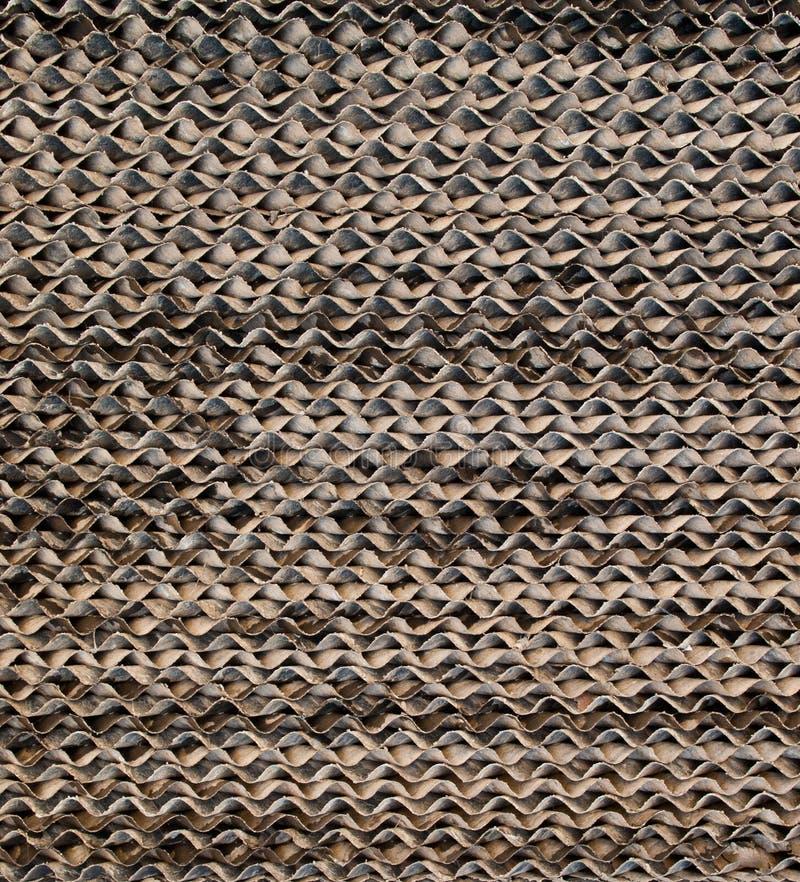 Текстура охлаждая пусковой площадки стоковые изображения rf