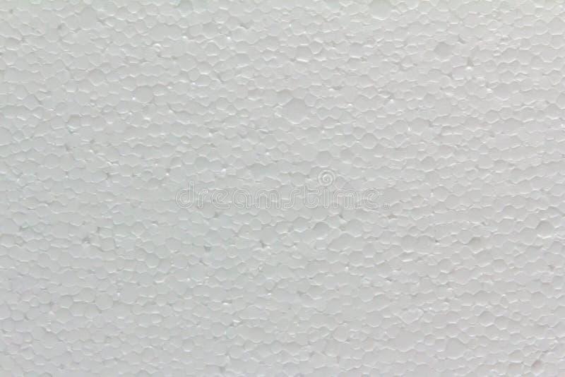 Текстура пены полистироля стоковое фото rf