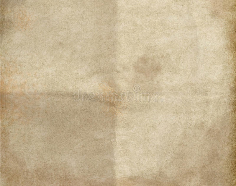 Текстура пергаментной бумаги стоковая фотография