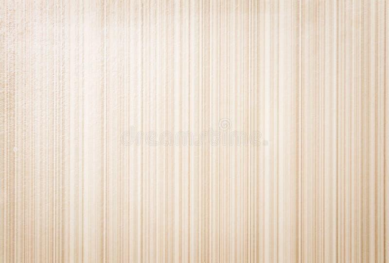 Текстура переклейки Брауна, светлая деревянная предпосылка в вертикальной линии картинах стоковые изображения