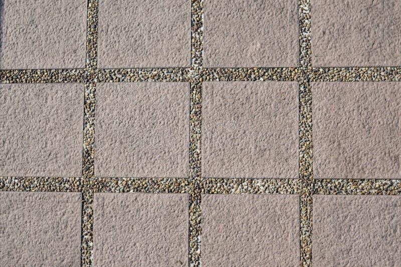 Текстура переулка парка стоковое изображение