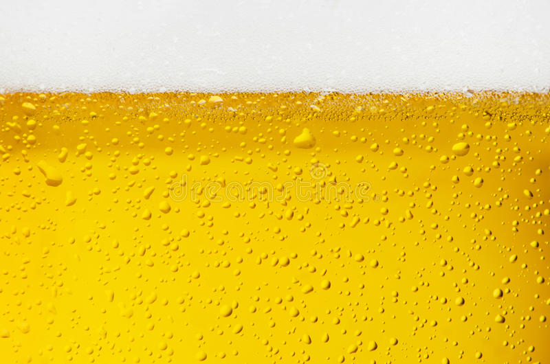текстура пива стоковое изображение rf