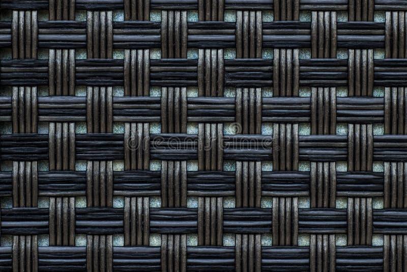 Текстура плетеной бумаги фактуры, фотография макроса, плетеная бумага стоковое фото