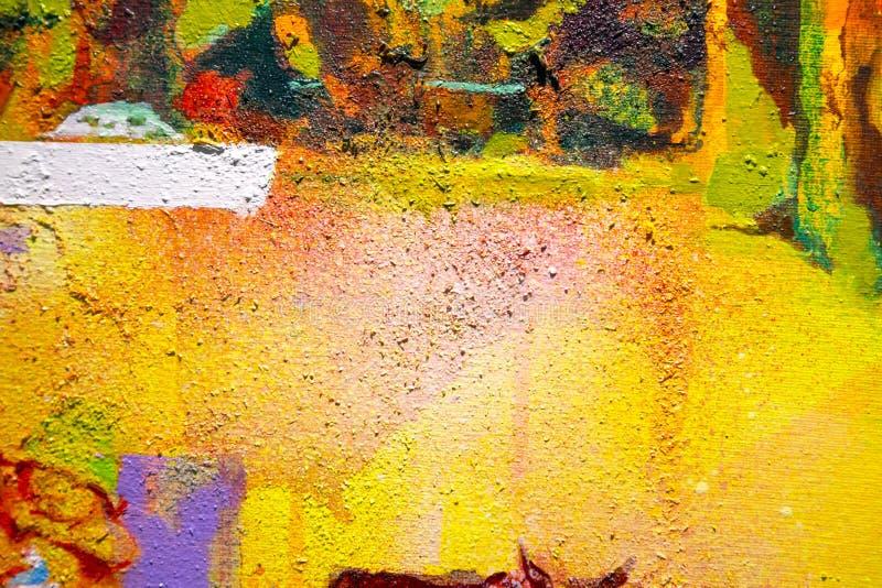 текстура покрашенная холстиной стоковые изображения