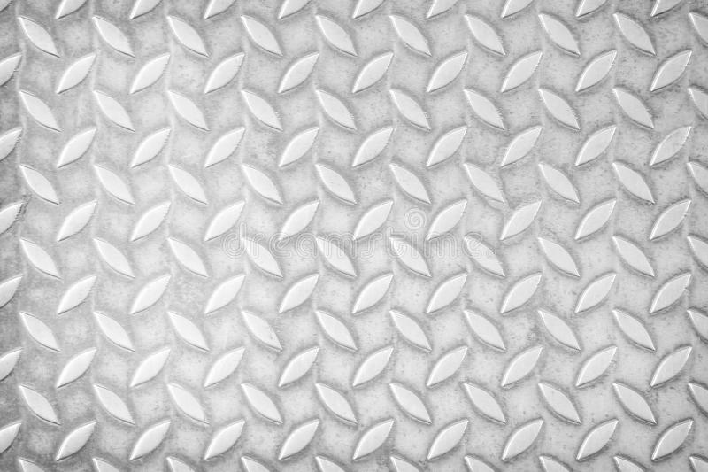 Текстура пола картин взгляда сверху белая безшовная стальная, серебр или серая предпосылка иллюстрация вектора
