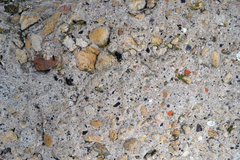 Текстура почвы Sandy стоковое изображение