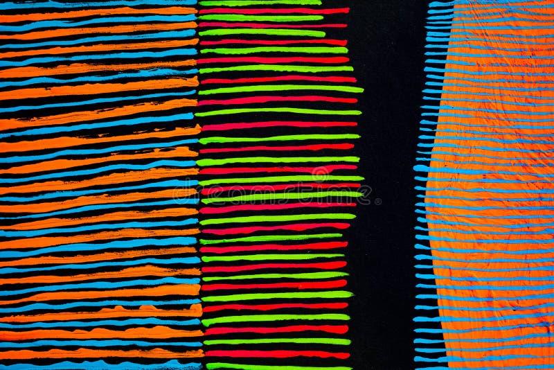Текстура, предпосылка и красочное изображение первоначально абстрактной картины стоковая фотография