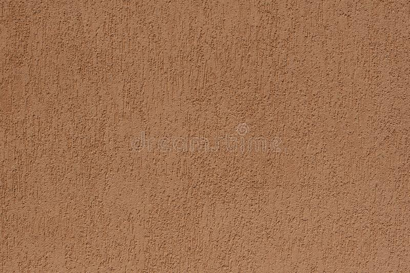 Текстура предпосылки бетонной стены Брауна для составлять стоковые фото