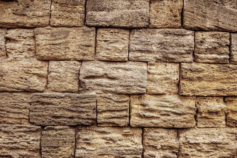 Текстура предпосылки каменной стены Grunge стоковые фото