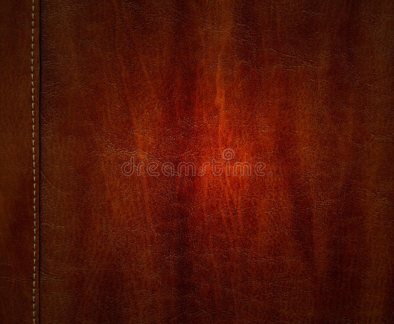 текстура предпосылки кожаная стоковое изображение