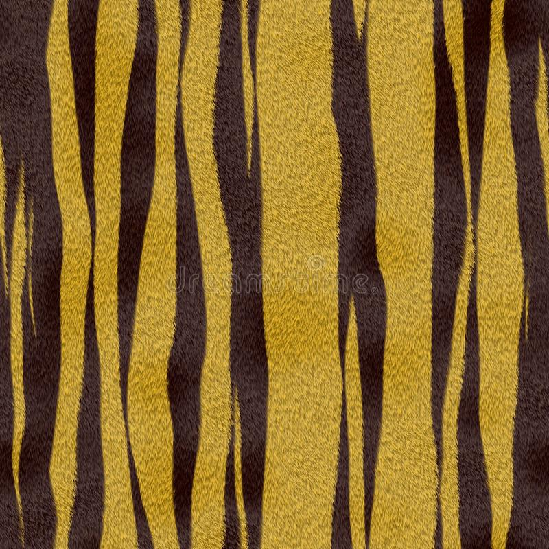Текстура предпосылки кожи тигра стоковая фотография