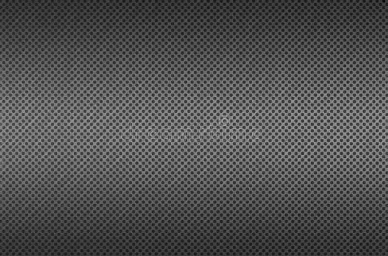 Текстура предпосылки отверстия щетки металла стоковые фото