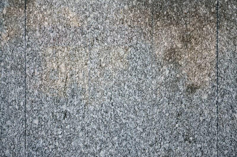 Текстура предпосылки серой стены гранита Закройте вверх соперничайте стоковые фотографии rf