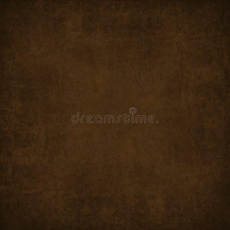 Текстура предпосылки темного коричневого цвета бесплатная иллюстрация