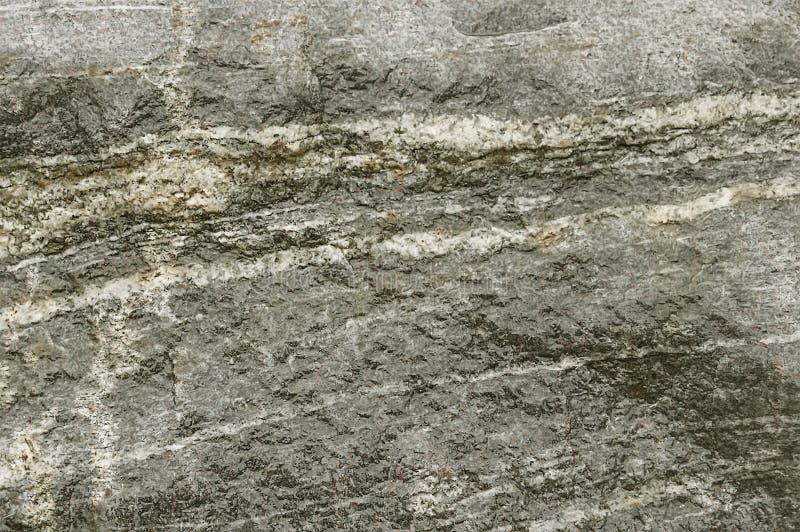 Текстура предпосылки утеса гранита серого цвета стоковые изображения rf