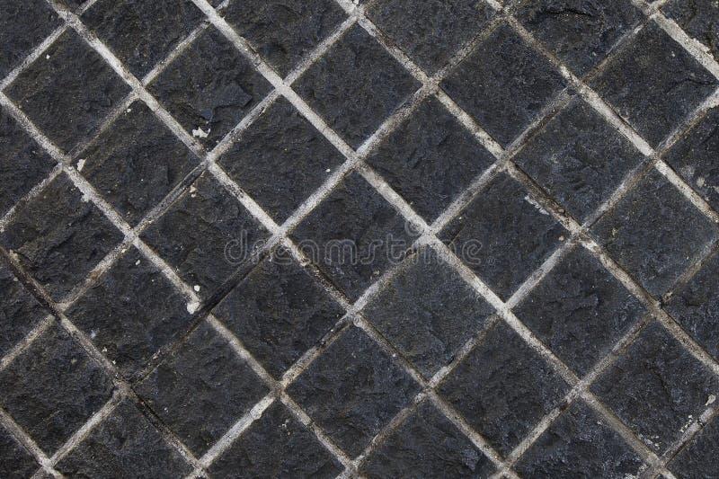 Текстура предпосылки бетонной стены цемента мостоваой стоковая фотография rf
