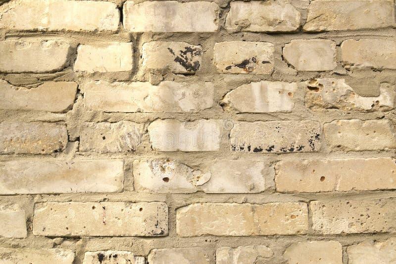 Текстура предпосылки белого кирпича стоковое изображение rf