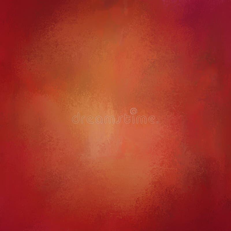 Текстура предпосылки в теплых цветах осени оранжевого красного цвета и желтого цвета стоковые фото