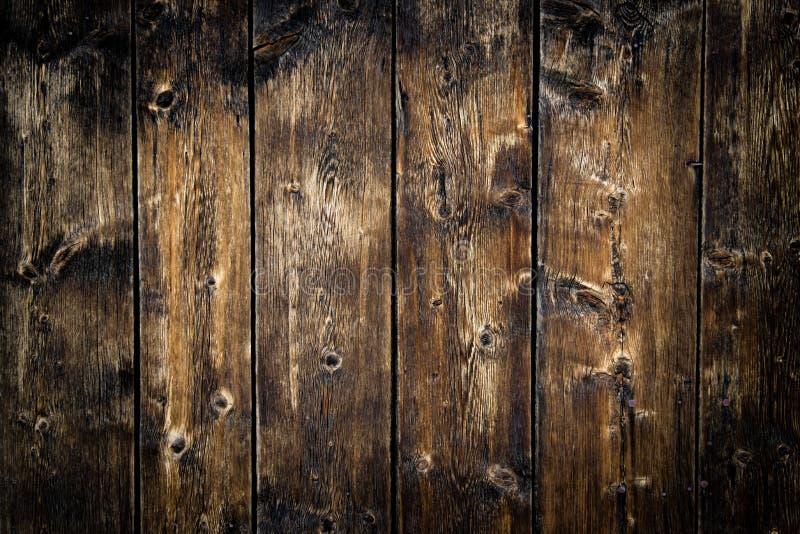 Текстура предпосылки пола старого амбара деревянная стоковые фото