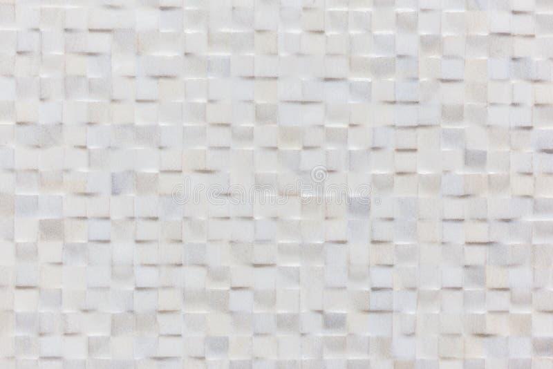 Текстура предпосылки стены цемента плитки решетки конкретная стоковое фото