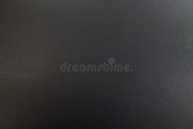 текстура предпосылки черная кожаная стоковые фотографии rf