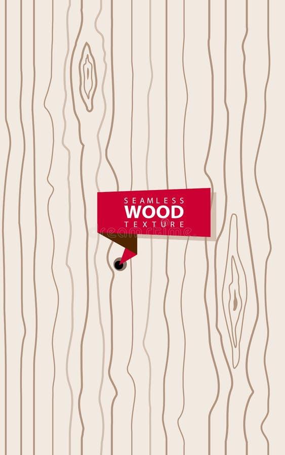 Текстура древесины дуба отбеленная безшовная бесплатная иллюстрация