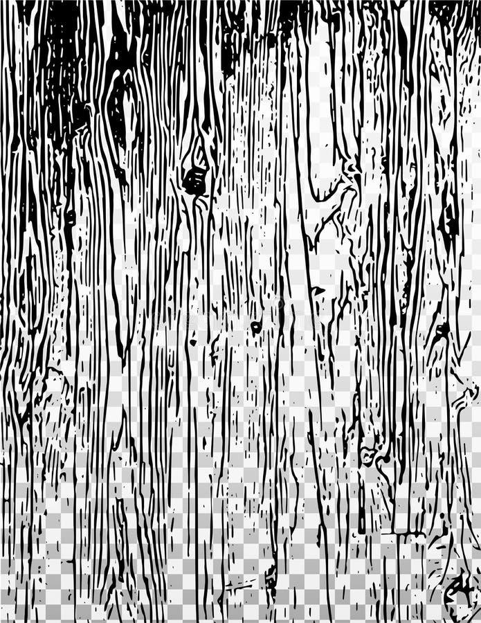 Текстура древесины усадьбы вектора бесплатная иллюстрация