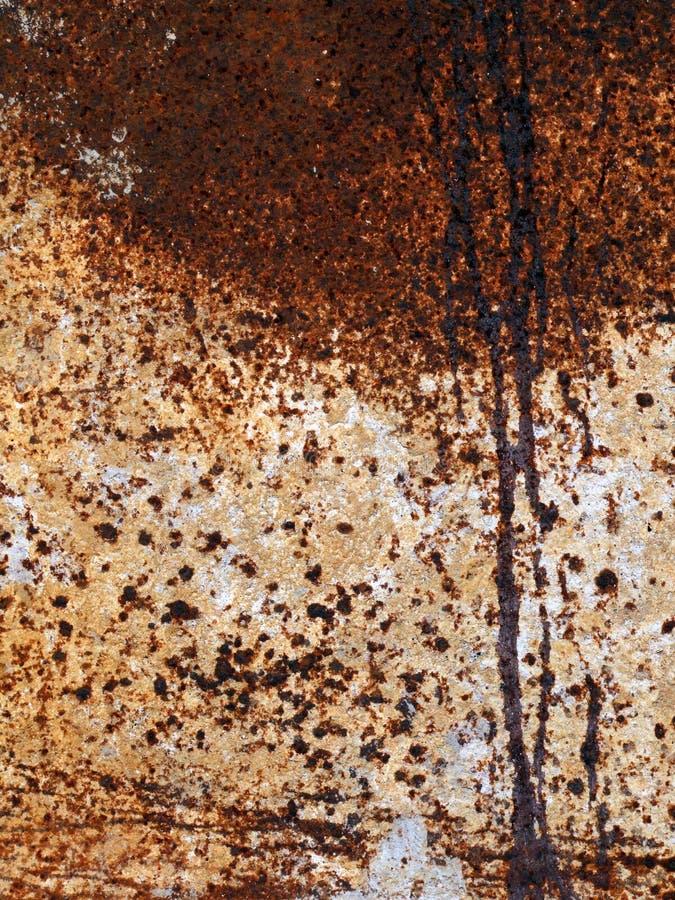 текстура ржавчины металла старая стоковое фото