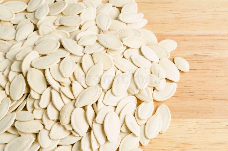 текстура семени тыквы стоковое фото