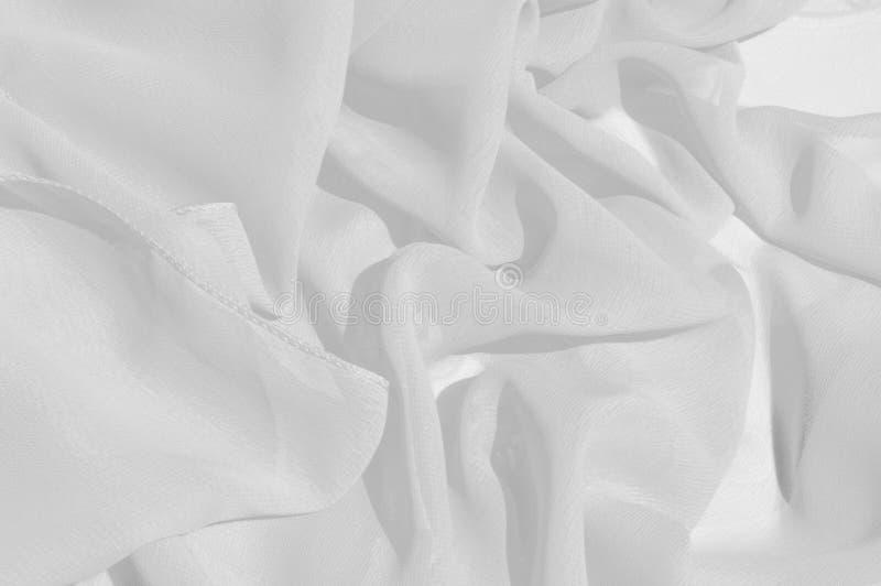 Текстура, серебряный Faille шелка голубя Shimmer и блеск как звезда стоковые фотографии rf