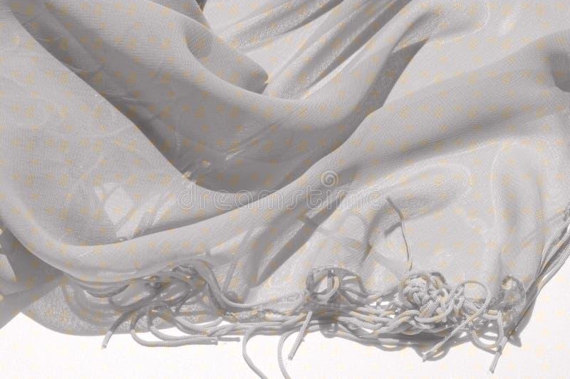 Текстура, серебряный Faille шелка голубя Shimmer и блеск как звезда стоковые фото