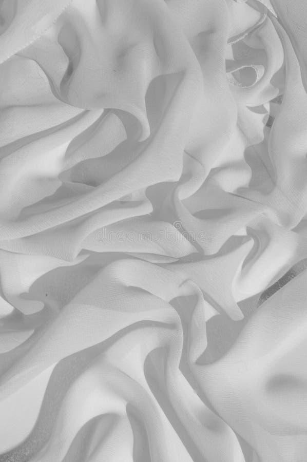 Текстура, серебряный Faille шелка голубя Shimmer и блеск как звезда стоковые изображения