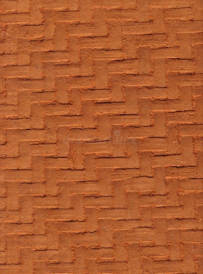 текстура серии блоков коричневая средняя Стоковые Изображения