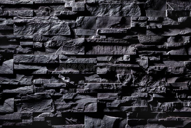 Текстура серой каменной стены стоковая фотография
