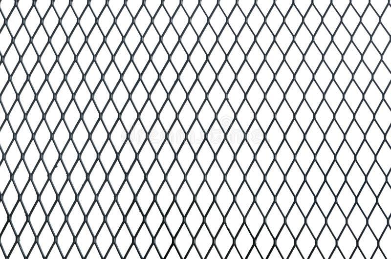 текстура сети провода изолированная на белой предпосылке стоковое фото