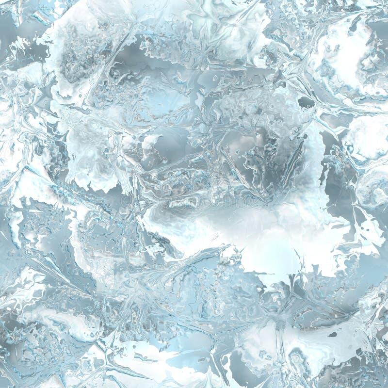 текстура Сибиря реки ob в январе льда 2007 естественная бесплатная иллюстрация