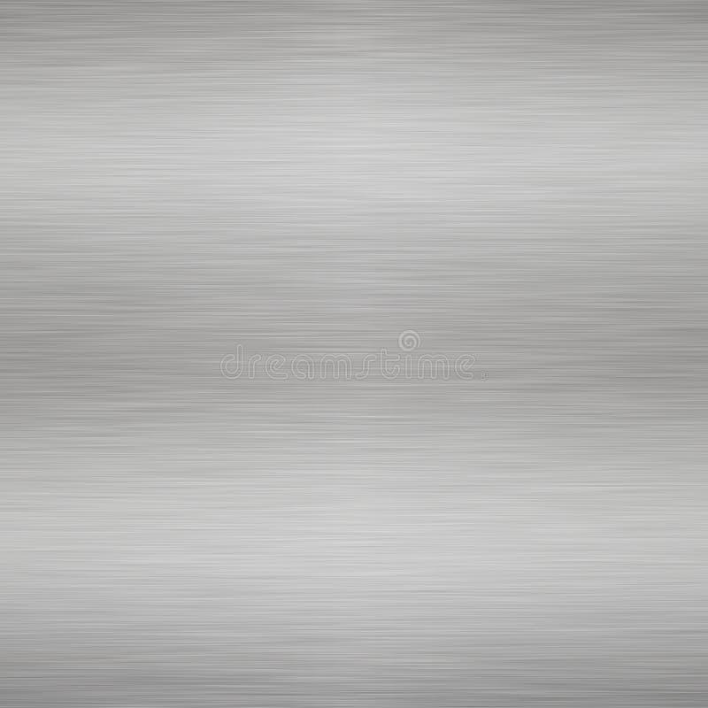 текстура стали металла предпосылки иллюстрация вектора