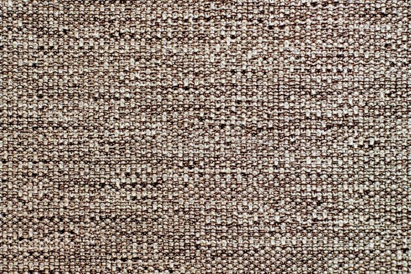 Текстура старой ткани грубого вплетенного threads_ стоковое фото