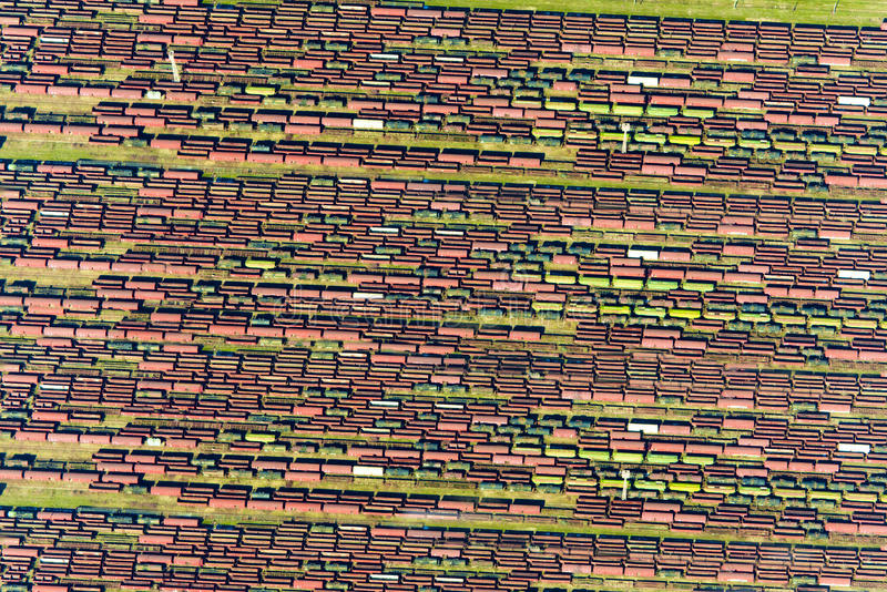 Текстура старых поездов железной дороги и ржавых контейнеров стоковое фото