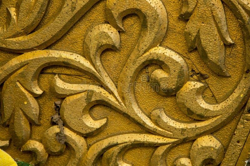 Текстура стены грибная на дождливый день в Бангладеше стоковые фото