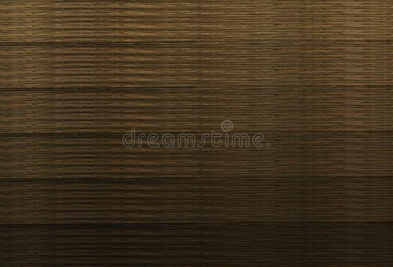 Текстура темной бежевой коричневой бумаги точно рифлёной иллюстрация вектора